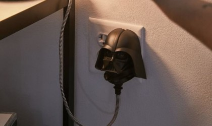Darth Vader Clapper works with any light