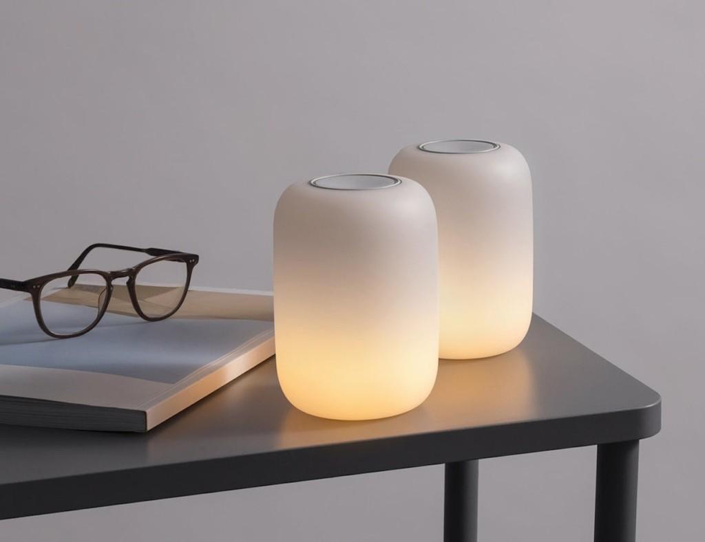 Casper Glow est une lampe de poche portable
