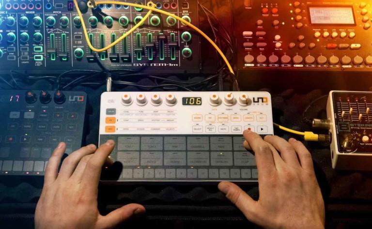 best music gadgets drum kit