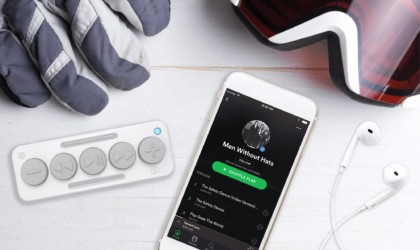 best music gadgets remote pairs with phone