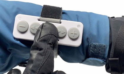 best music gadgets remote to use with gloves