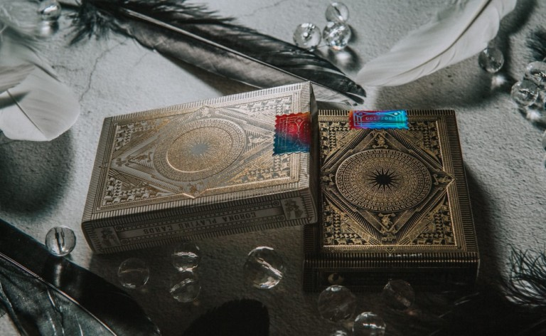 CORONA Deck Hand-Drawn Playing Cards highlight ancient Vietnamese culture