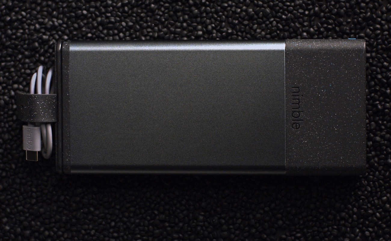 ChargeTech 10-Day Portable Charger 4-Device Power Bank offers super-fast charging for days of battery