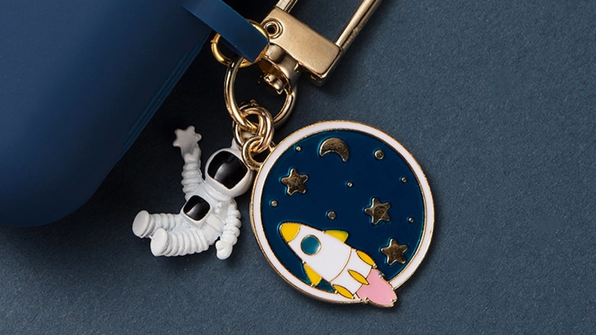 Cosmic Astronaut Protective AirPods Case is out of this world