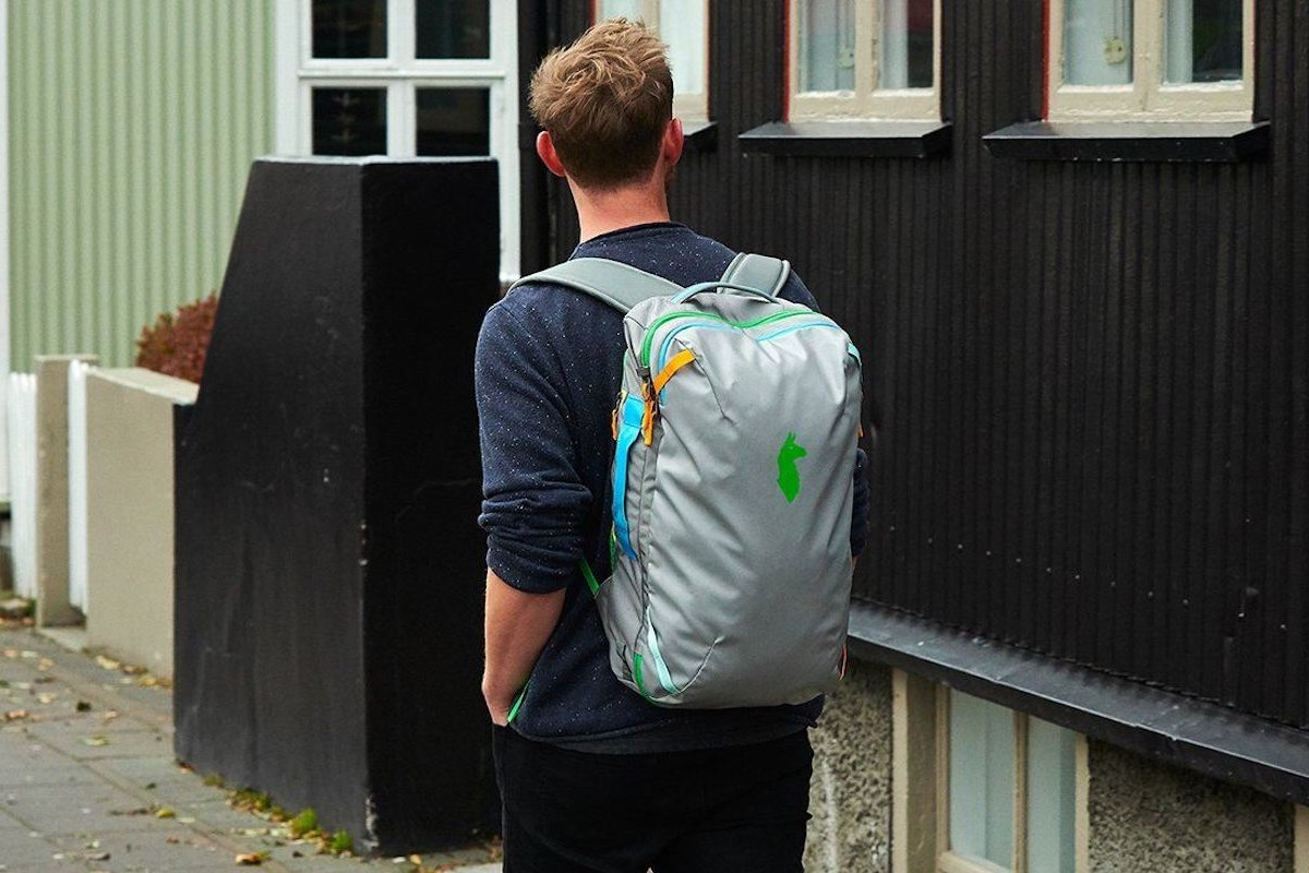 Cotopaxi Allpa Collection Adventure Bags help you adventure travel with ease
