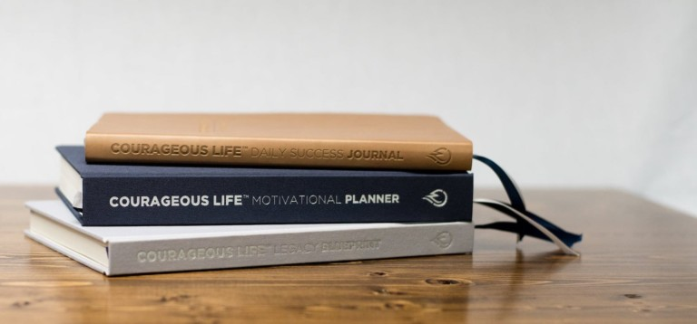 These motivational planners will help you conquer your life