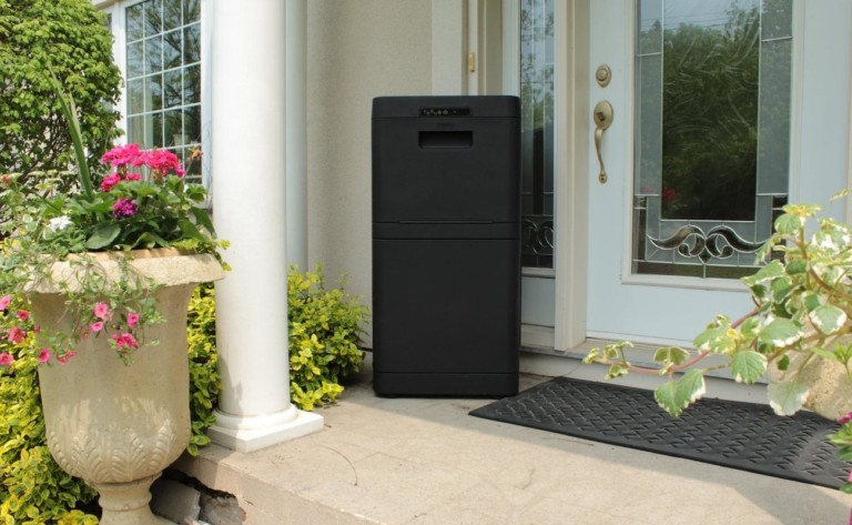 smart home gadgets package mailbox