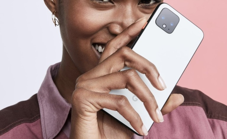 Google Pixel 4 and 4 XL Smartphones offer gesture control for improved human interaction