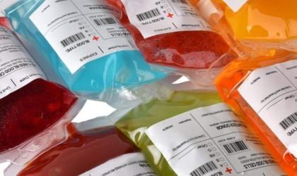 Amazlab Halloween Fake Blood Bags