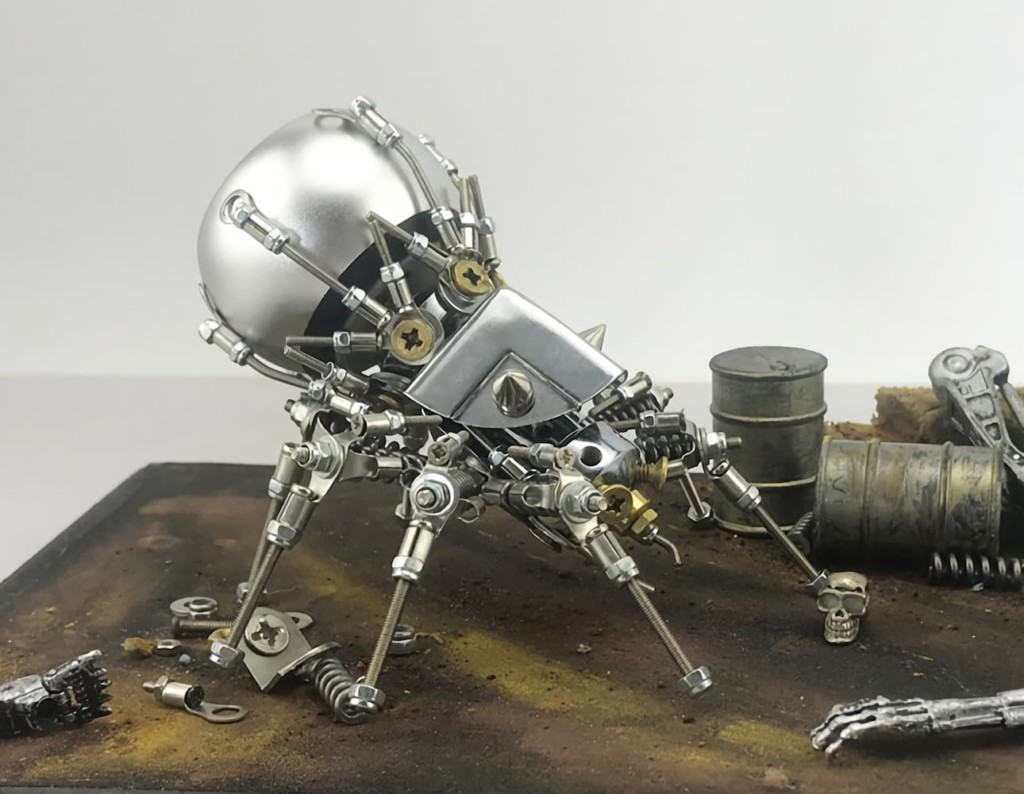 Halloween decorations - Mechanical Spider Bluetooth Speaker