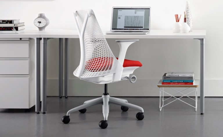 """Herman Miller Sayl Customizable <em class=""""algolia-search-highlight"""">Office</em> <em class=""""algolia-search-highlight"""">Chair</em> is both comfortable and simply designed"""