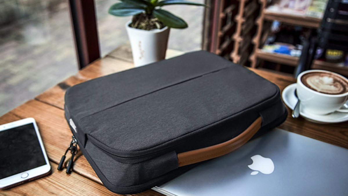 Waterproof Laptop Sleeve suits almost any computer size