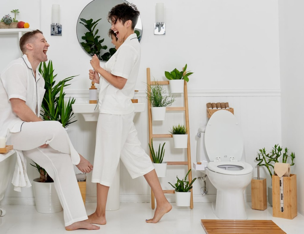 bathroom gadgets bidet attachment
