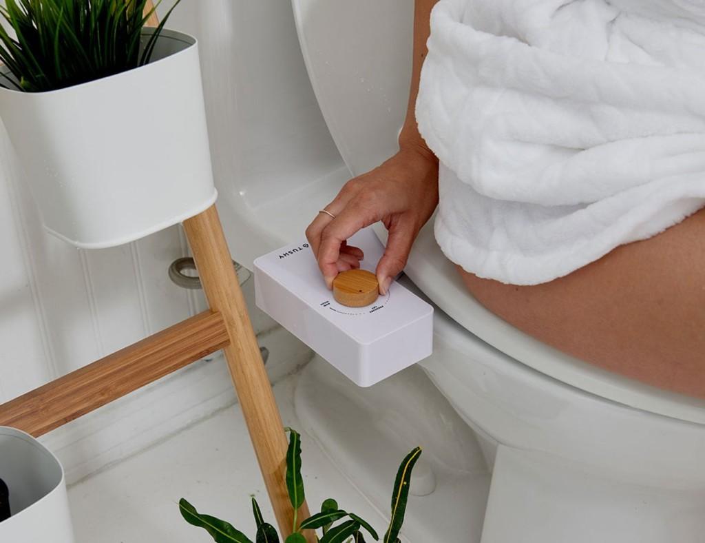 bathroom gadgets bidet for better clean