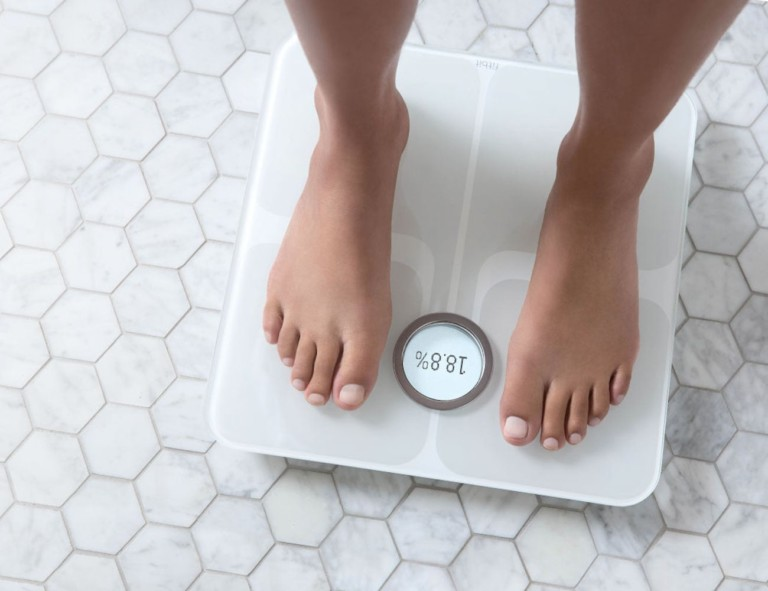bathroom gadgets scale for bmi