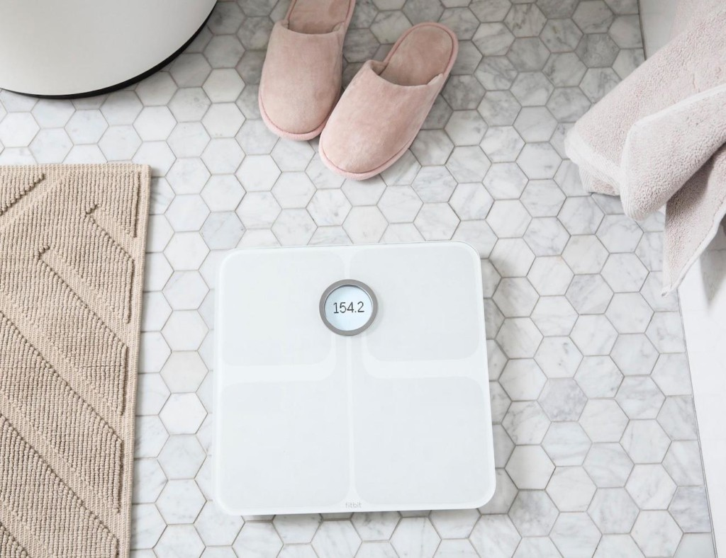 bathroom gadgets scale for lean mass