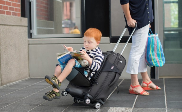 Lugabug Child Travel Chair lets you take your kids everywhere
