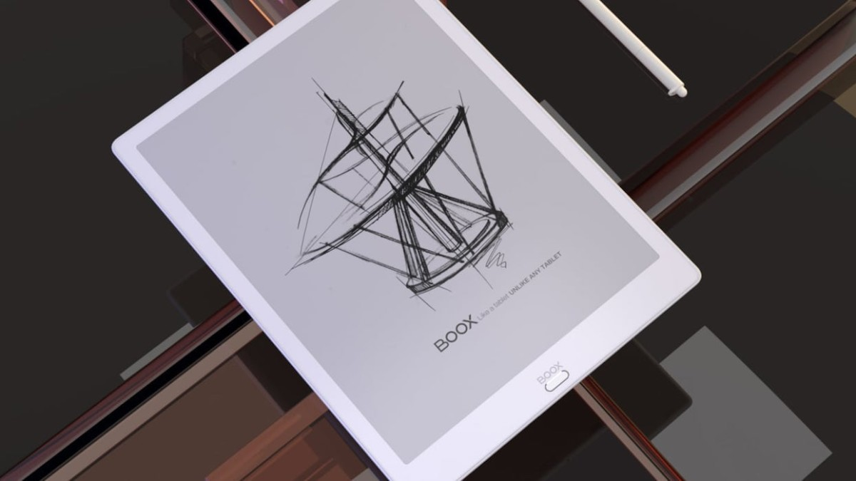 The BOOX Max3 paper-like e-reader is the last tablet you'll ever need