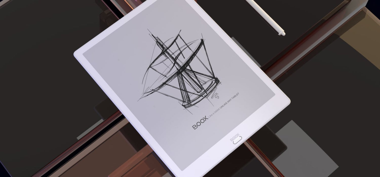 This is the Last Paper-Like E-Reader You'll Ever Need
