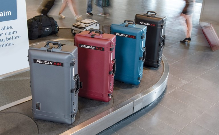 """Pelican Air <em class=""""algolia-search-highlight"""">Travel</em> Cases TSA-Approved Organizers keep your gear in its place"""