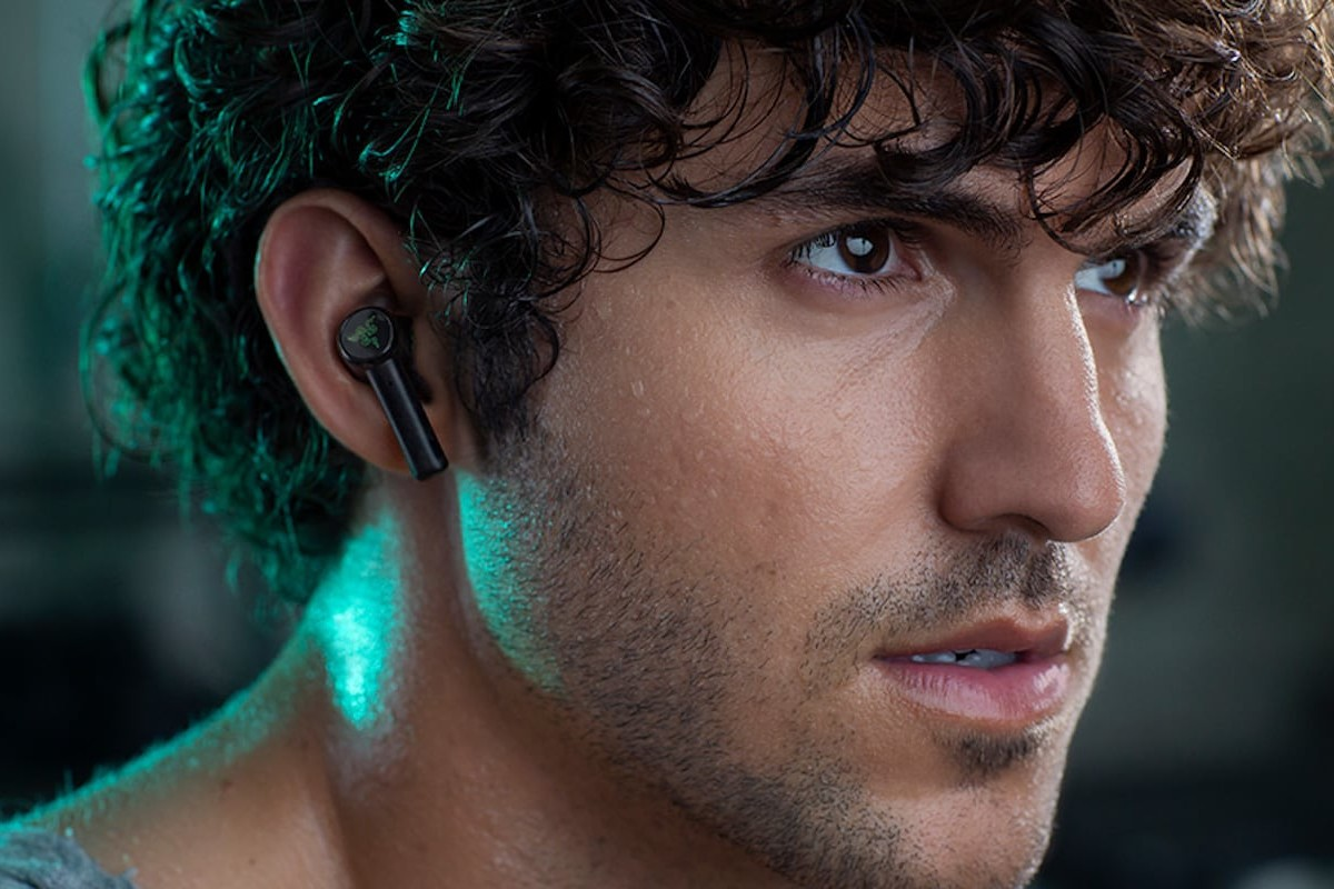 Razer Hammerhead True Wireless Earbuds avoid latency for ideal gaming sound