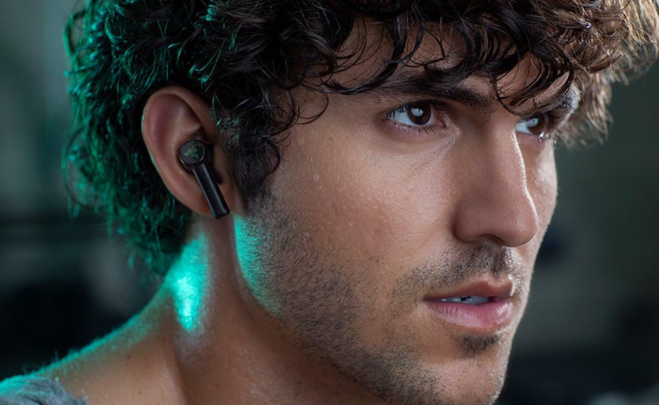Razer Hammerhead True Wireless Earbuds avoids latency for ideal gaming sound