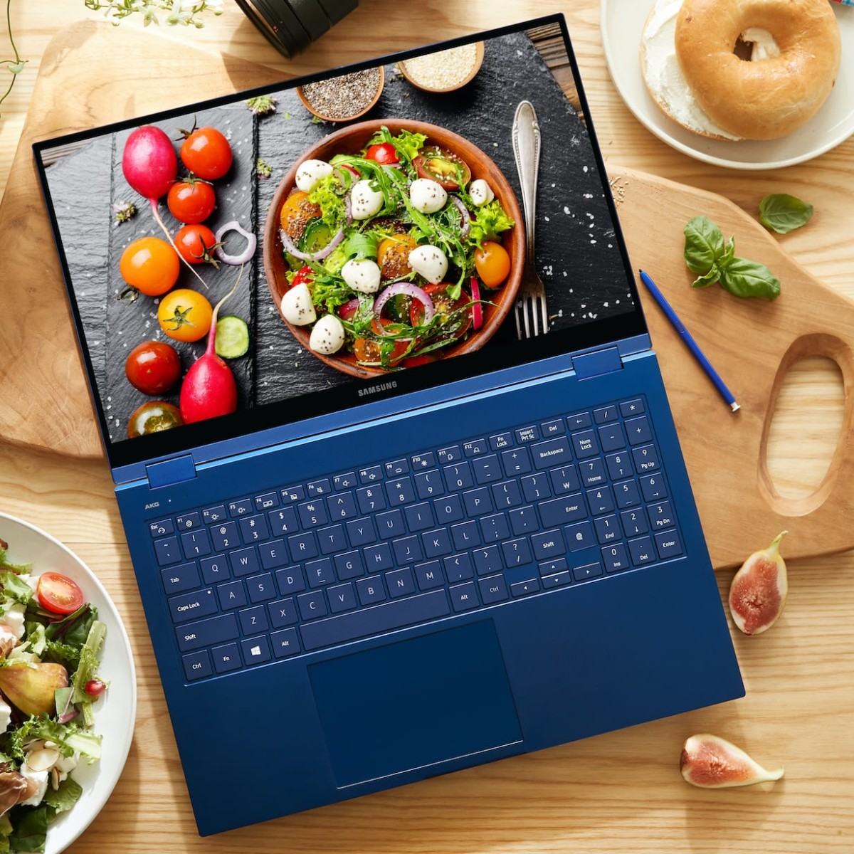 Samsung Galaxy Book Flex Portable Laptop provides a high-performance mobile work experience