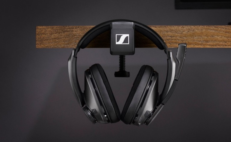 Sennheiser GSP 370 Wireless Gaming Headset gives you up to 100 hours of playtime