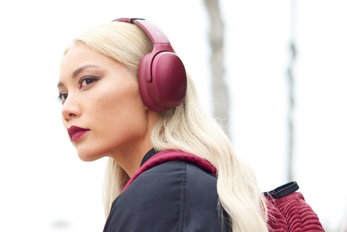 Skullcandy Crusher ANC Personalized Wireless Headphones provide noise cancelation for immersive sound