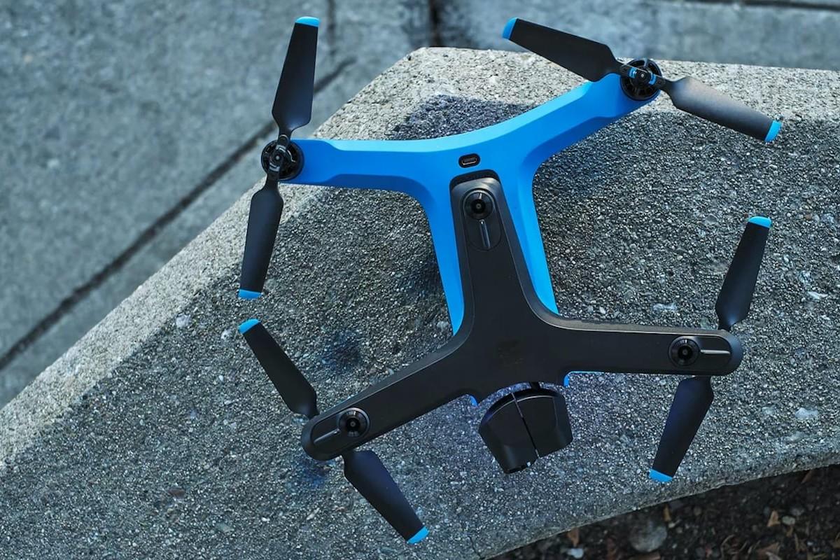 Skydio 2 Autonomous Drone now offers longer range Beacon tracking