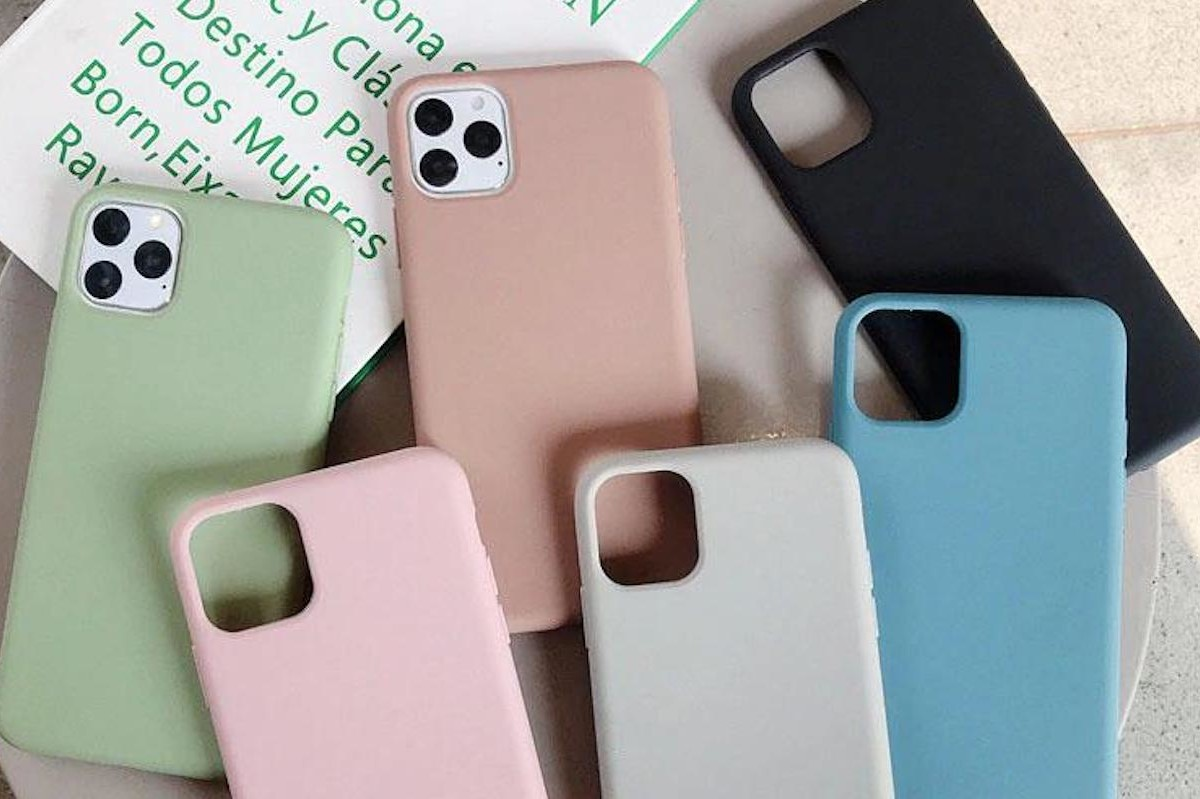 Soft iPhone 11 Pro TPU Case adds a layer of grip for peace of mind
