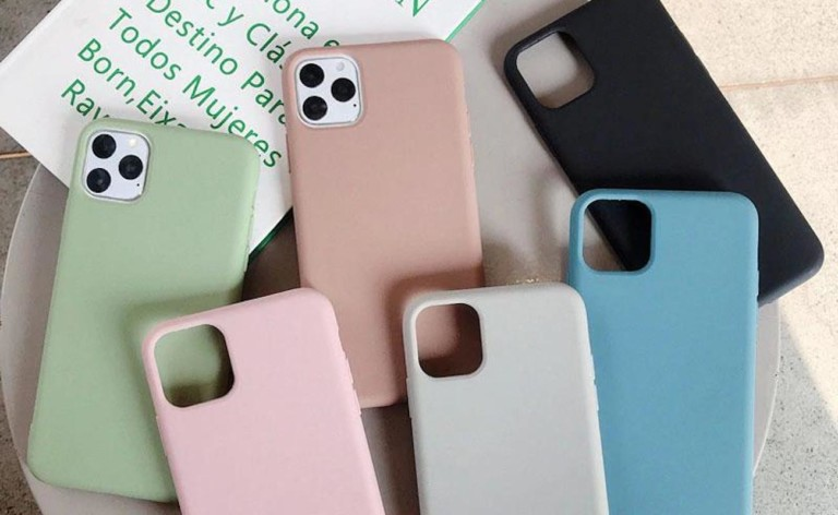 "Soft <em class=""algolia-search-highlight"">iPhone</em> 11 Pro TPU Case adds a layer of grip for peace of mind"