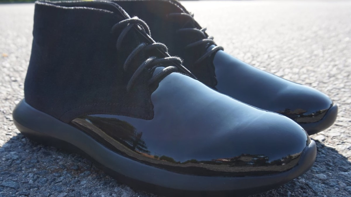 Styletic Silhouette Redesigned Dress Shoe is designed for comfort and style