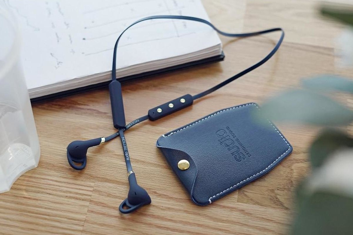 Sudio Tretton Sweat-Resistant Earbuds ensure you're aware of your surroundings