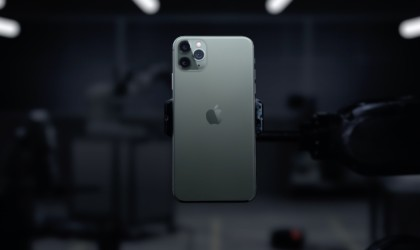 iPhone 11 Pro back side