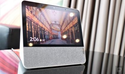 Lenovo home screen