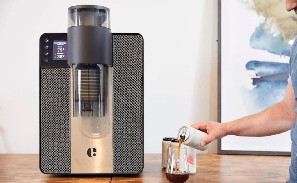 best coffee and espresso machines chills beverages