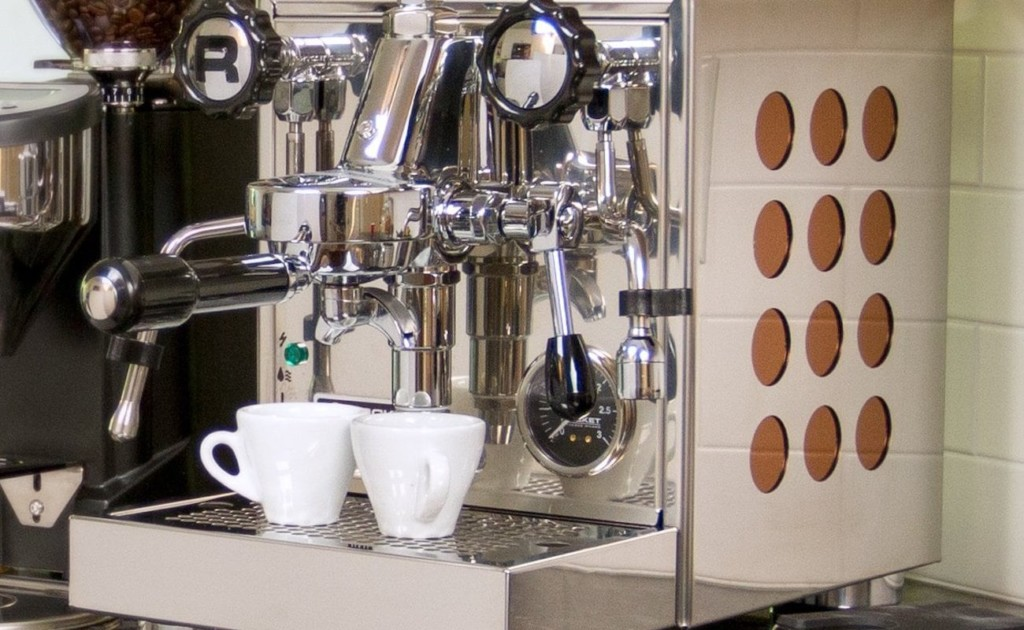 best coffee and espresso machines makes two cups
