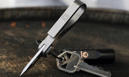 best gadgets knife to have on keychain