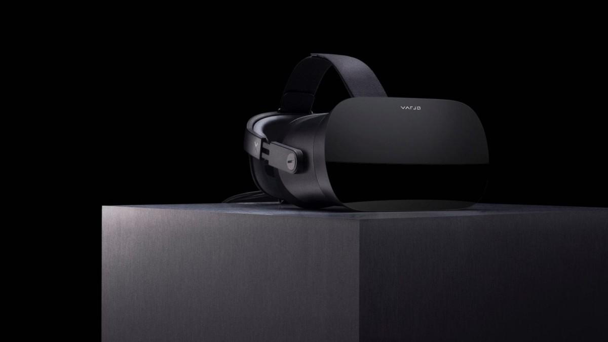 Varjo VR-2 Pro Human Eye Resolution VR Headset is incredibly realistic