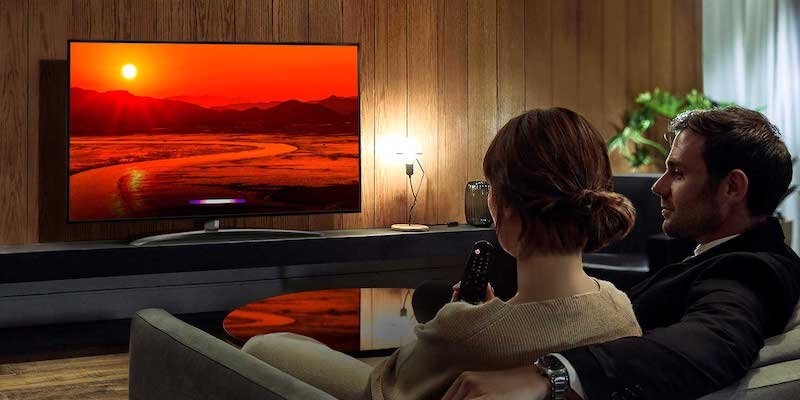 LG NanoCell TV uses Nano Color Pure