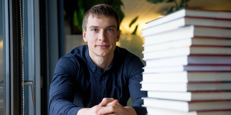 Author Vilius Stanislovaitis
