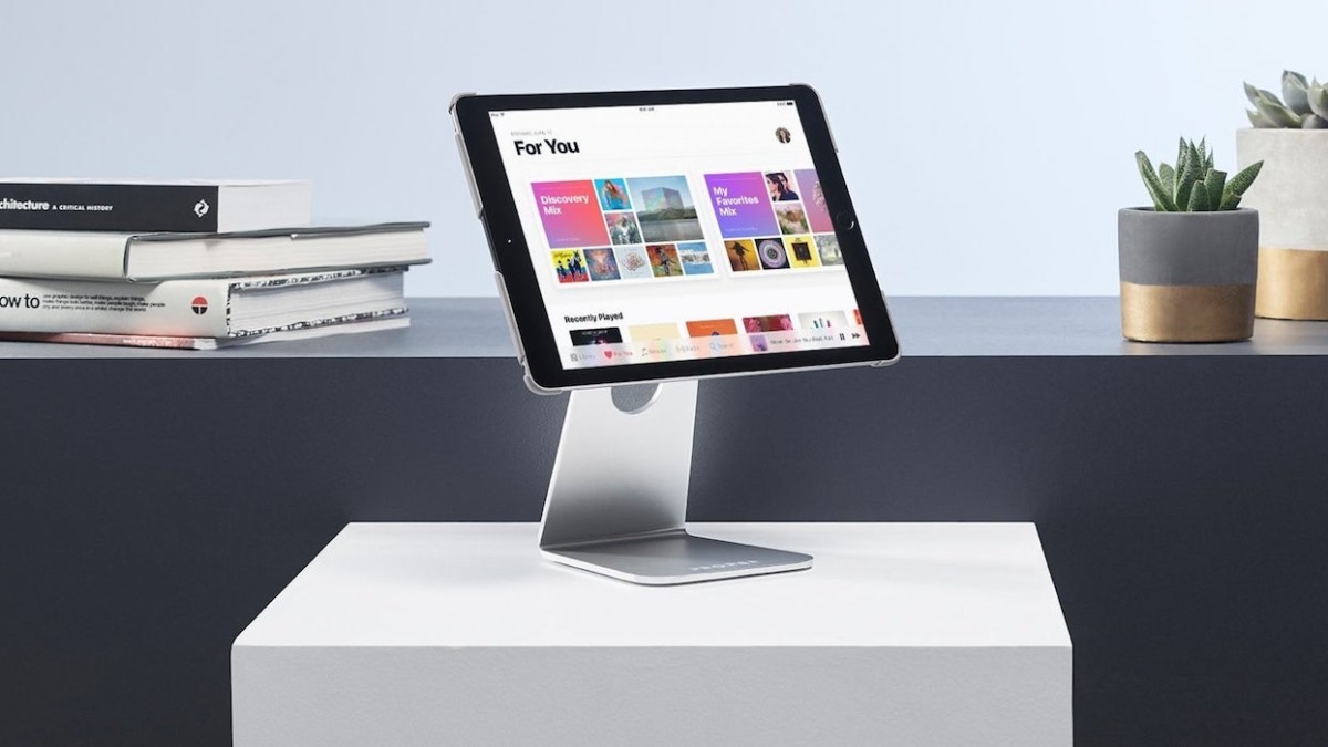 iPad stands and mounts that will help you go hands free