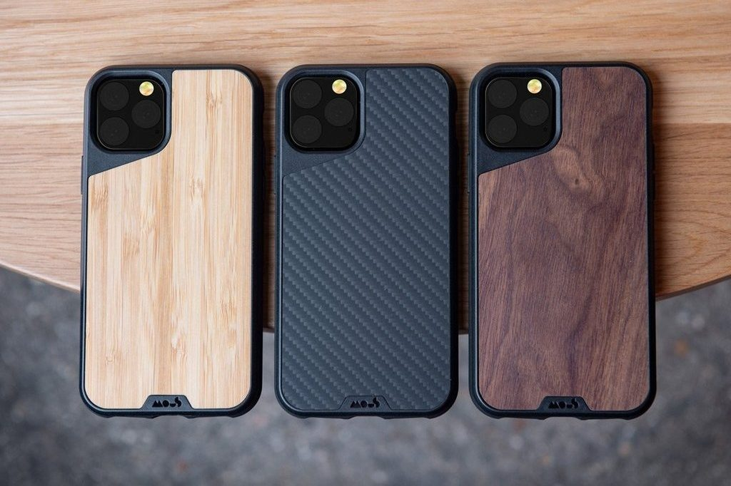 iPhone 11 Pro Max cases for protection - Mous Limitless 3.0 1
