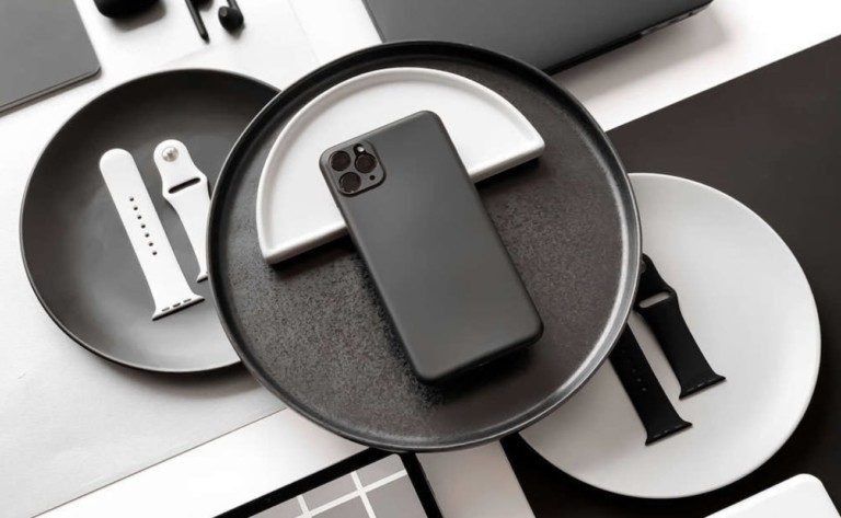 iPhone 11 Pro Max cases for protection - Nood Slim Minimal Case for iPhone 11 Pro Max