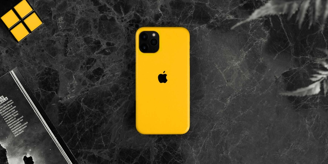 iPhone 11 Pro Max cases for protection - dbrand Skins 1