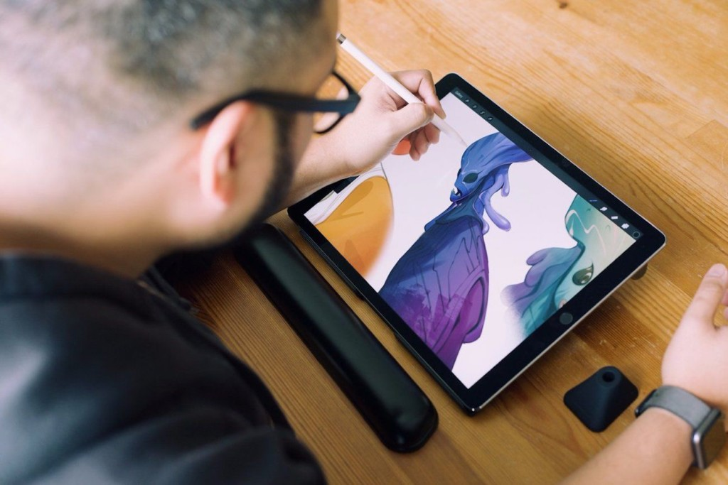 ipad stands - DraftTable iPad Pro Drafting Stand 1