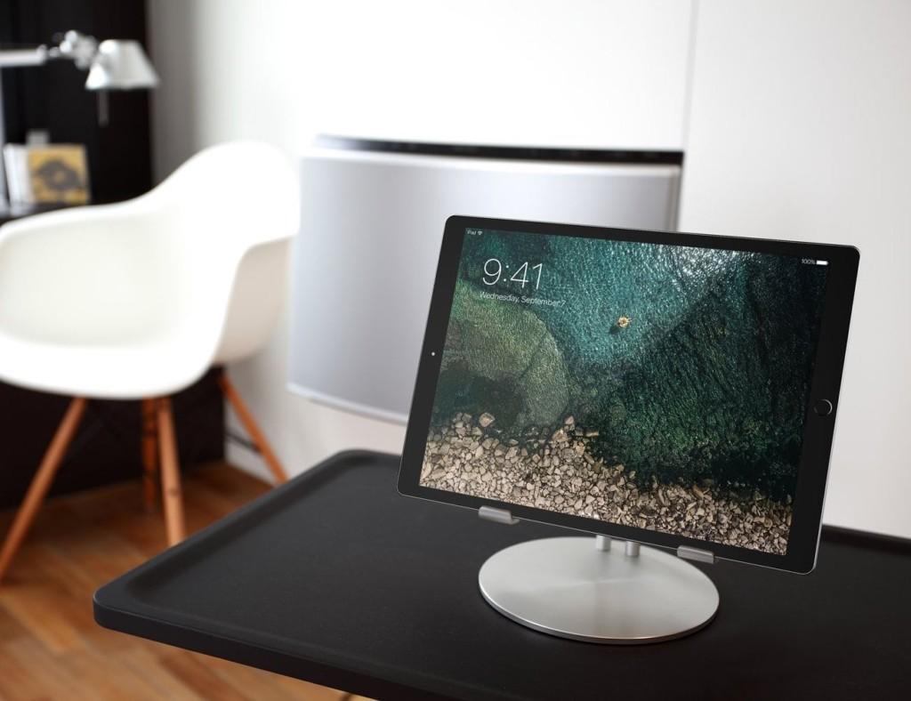 ipad stands - Just Mobile UpStand iPad Desktop Stand 1