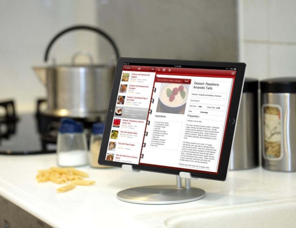 ipad stands - Just Mobile UpStand iPad Desktop Stand 2