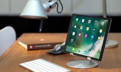 ipad stands - Just Mobile UpStand iPad Desktop Stand
